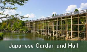 Suikei-en (Japanese Garden) and Kangetsuro Hall