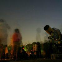 けいはんな子ども天文クラブ 太陽のプロミネンスを観測しよう
