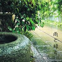 【動画】水景園 雨と緑と